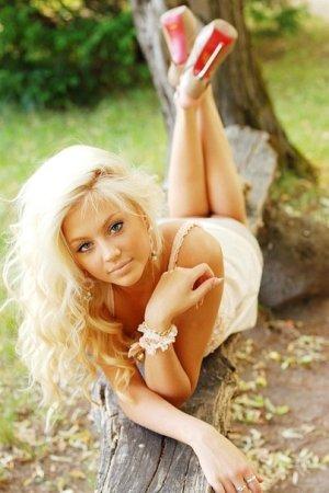 девушки уфы блондинка фото